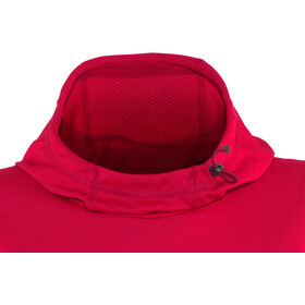 PYUA Bound Midlayer Women red